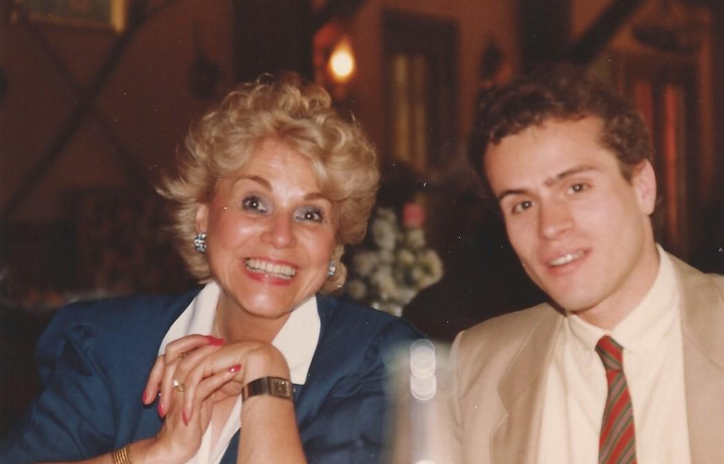 1984 anniversaire richard irene bruno