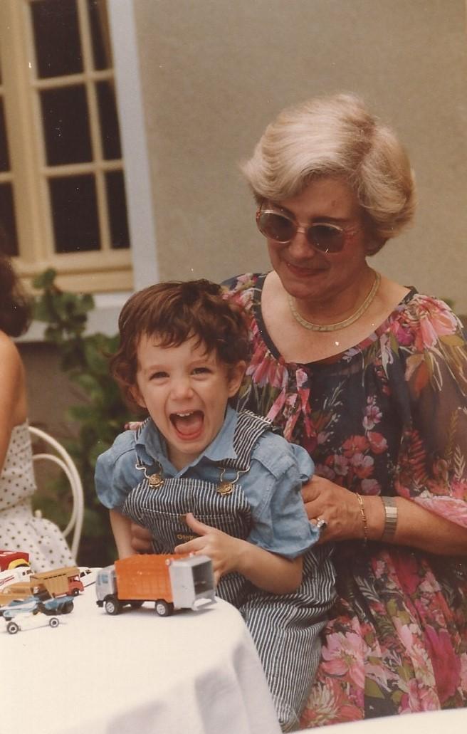 1984 anniversaire richard jacqueline et thomas