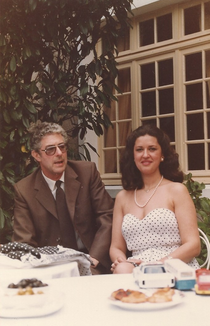 1984 anniversaire richard jacques et dominique