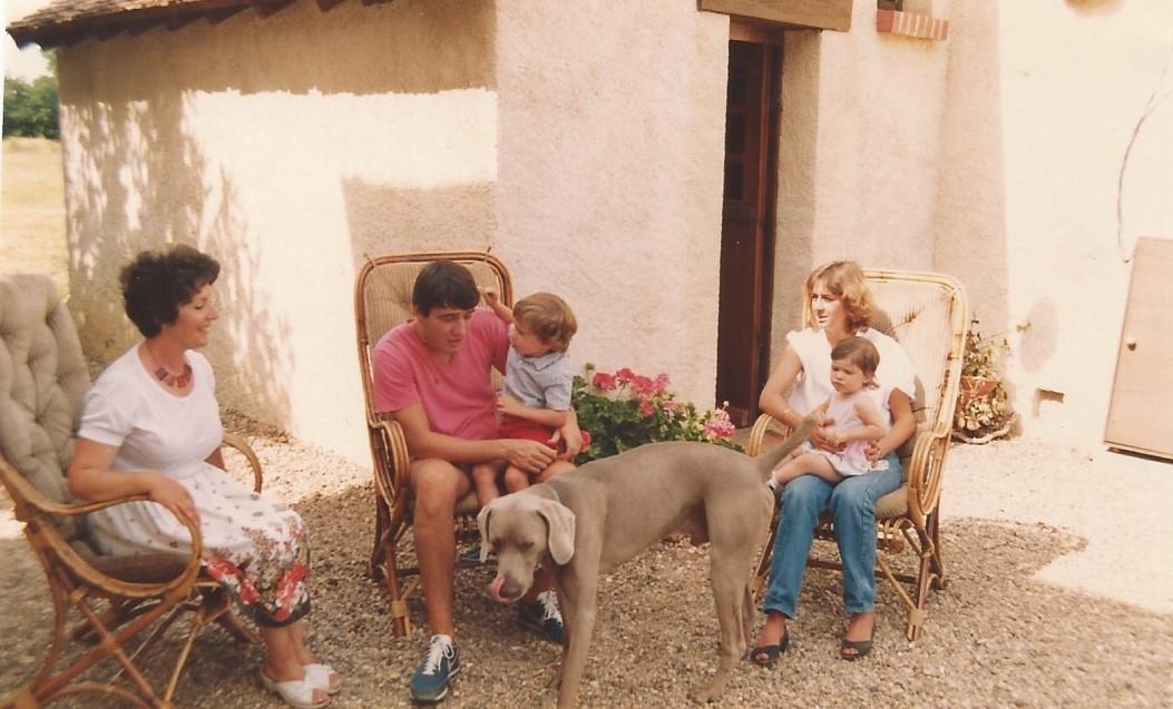1984 z christine eric moi les enfants
