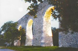 Louveciennes aqueduc