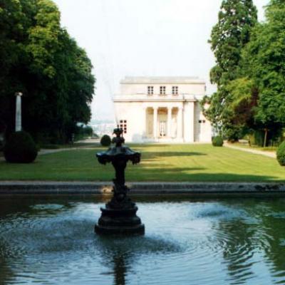 Louveciennes chateau pompadour 2