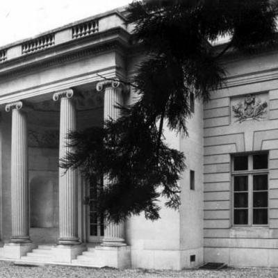 Louveciennes chateau pompadour