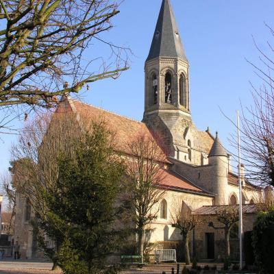 Louveciennes eglise
